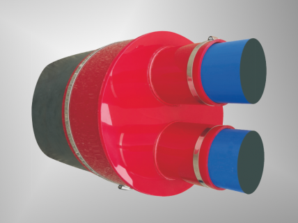 Mehrfach-Endmanschette ASTM