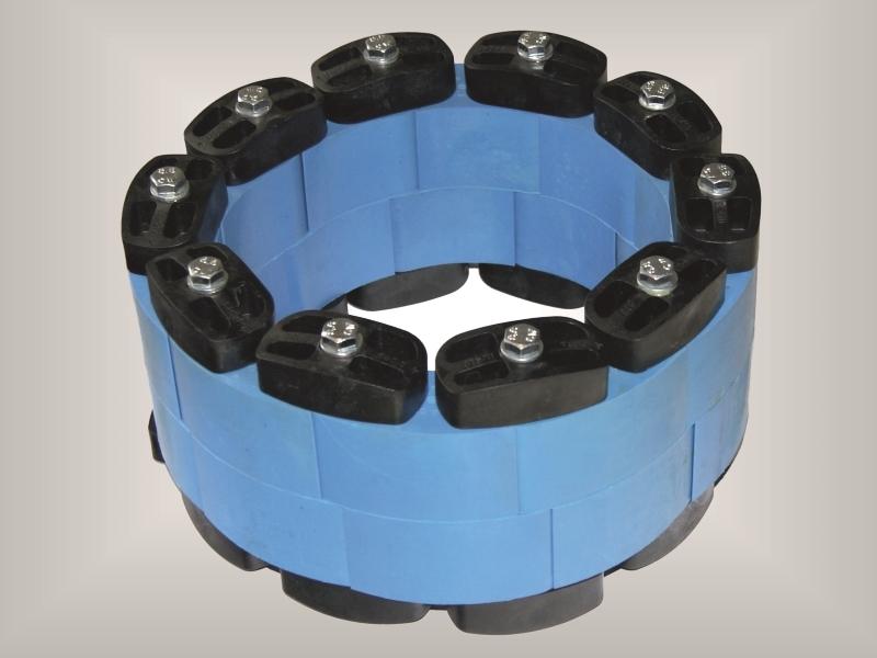 Ringraumdichtung - Gliederkettendichtung - Bammer