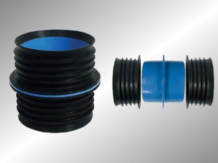 Pushfit-Steckverbinder für Rohre