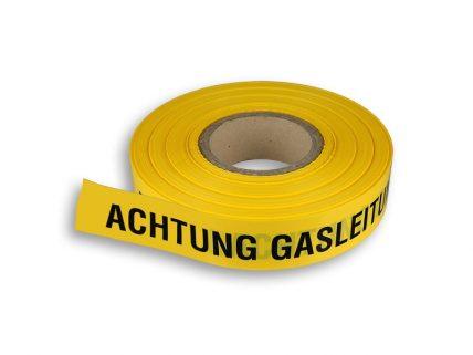 Trassenwarnband-Gasleitung